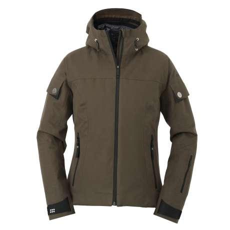 W's Shell Zip-In Jacket Fern