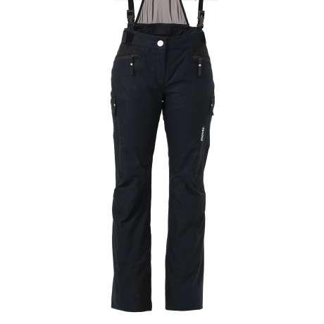 W's Wool Sport Trousers Black Navy