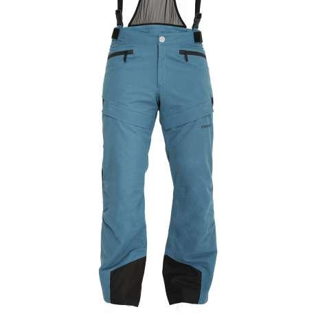 M's Wool Sport Trousers   Azzuro
