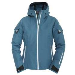 W's Shell Zip-In Jacket |Azzuro