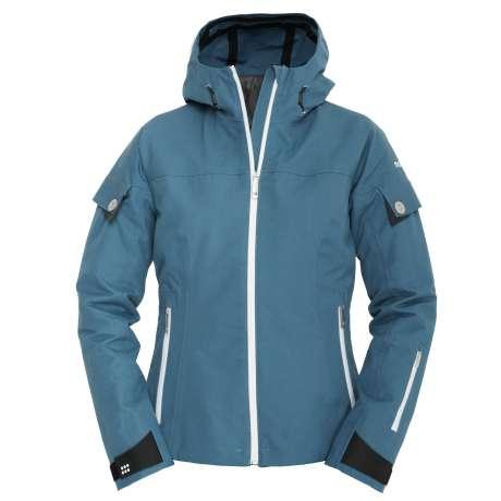 W's Shell Zip-In Jacket  Azzuro