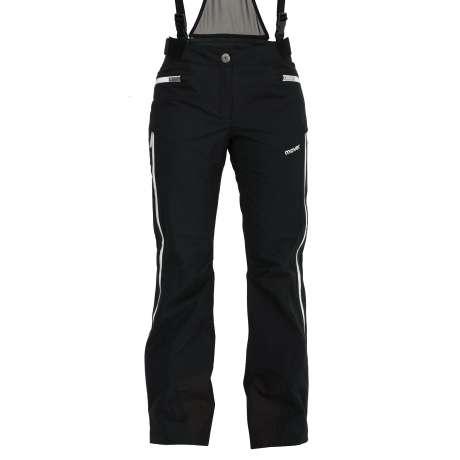 W's Wool Sport Trousers |Black / White