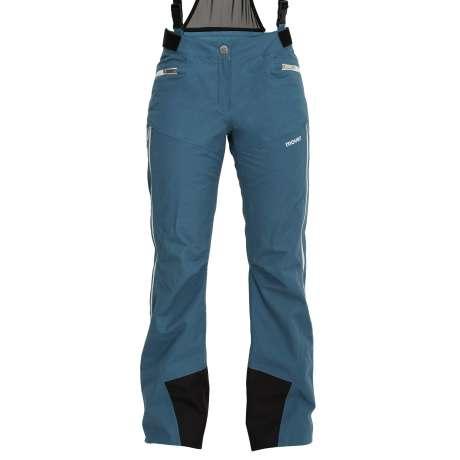 W's Wool Sport Trousers  Azzuro / White