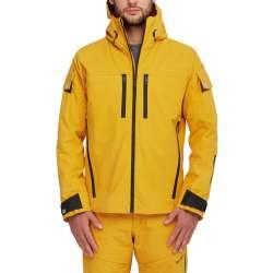 M's Shell Zip-In Jacket |Saffron