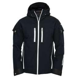 M's Shell Zip-In Jacket |Black Navy
