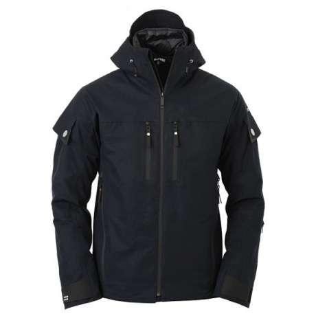 M's Shell Zip-In Jacket  Black Navy