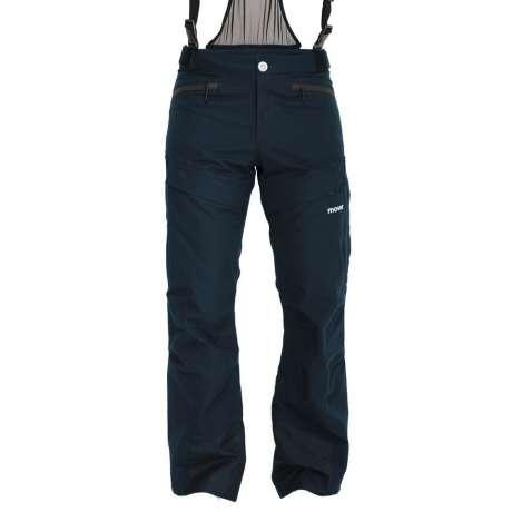 M's Wool Trousers   Night Blue / Black