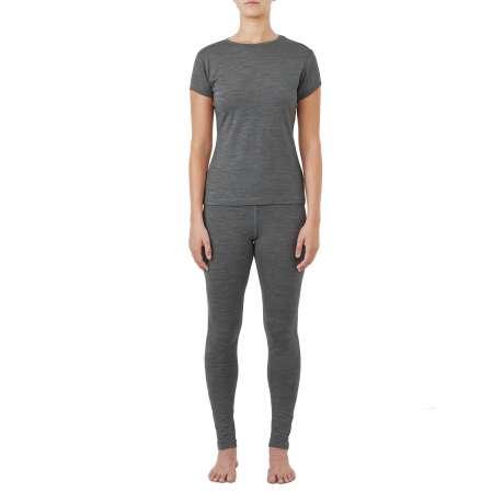 W's Merino jersey T-Shirt   Dark Grey