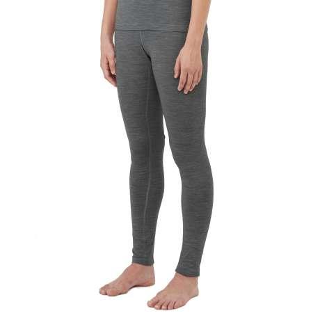 W's Merino jersey Leggings | Dark Grey
