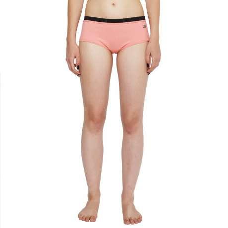 W's Merino jersey Knickers |Pink