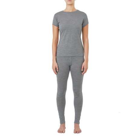 W's Merino jersey T-Shirt | Light Grey