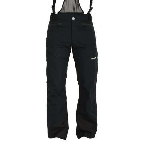 M's Wool Sport Trousers   Sky Black / Black