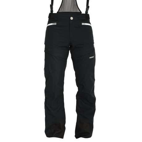 M's Wool Trousers | Black / White