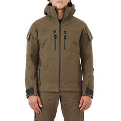 M's Shell Zip-In Jacket |Fern