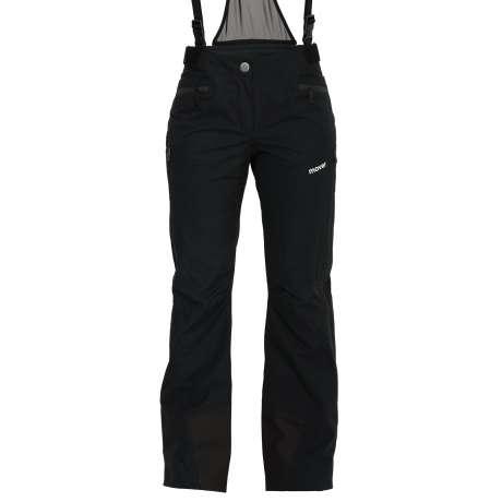 W's Wool Trousers   Black / Black